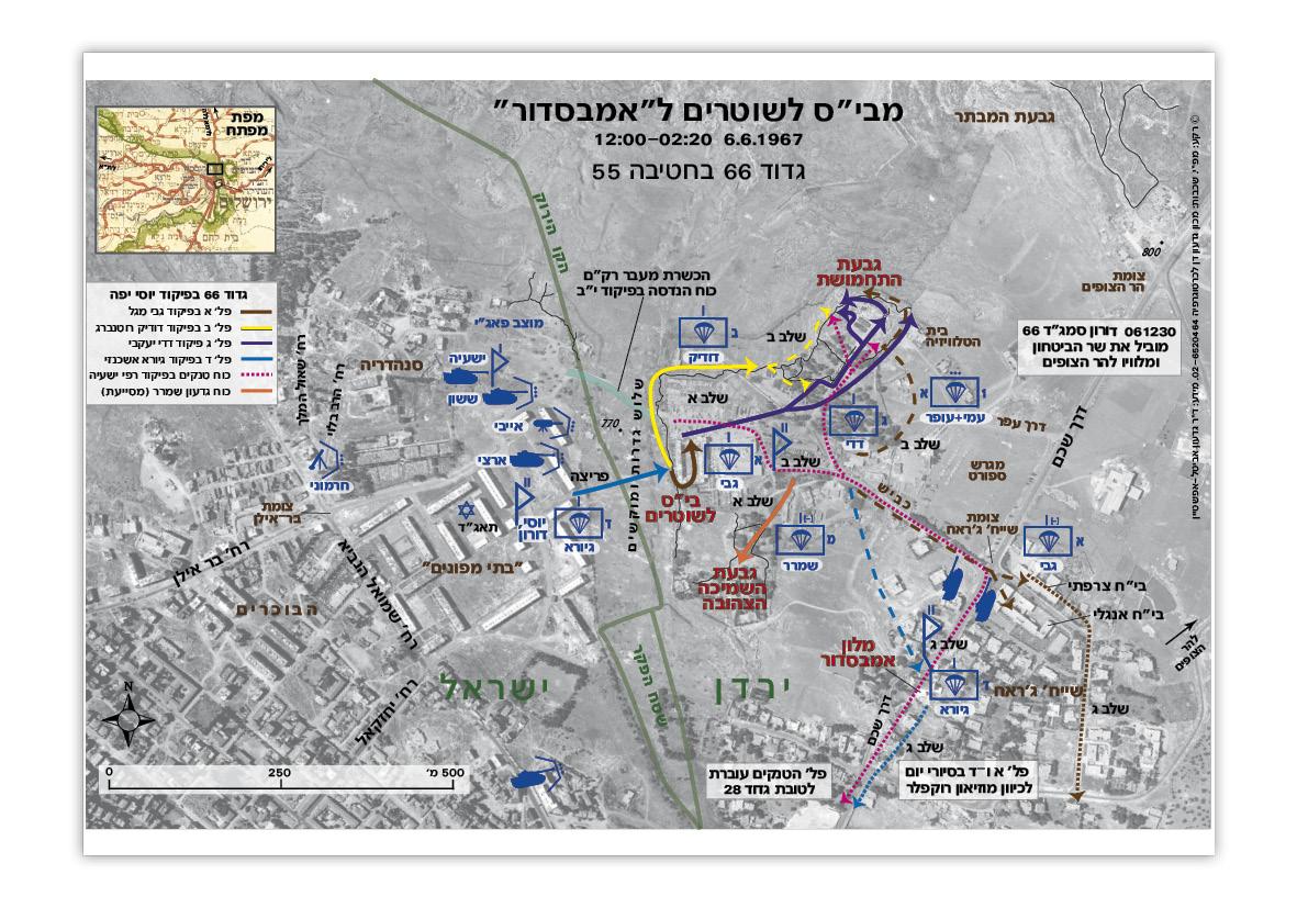 מפות היסטוריות